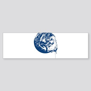 Earth Tribe Climber Bumper Sticker