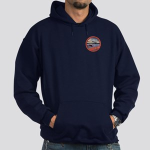 McGrath Alaska Vintage Label Hoodie (dark)