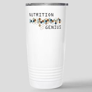 Nutrition Genius Stainless Steel Travel Mug