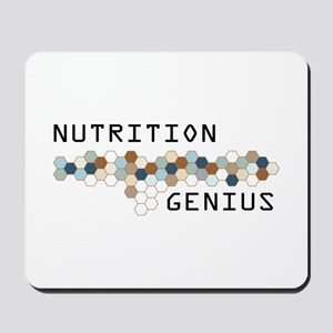 Nutrition Genius Mousepad