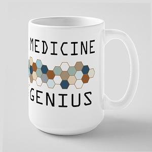 Nuclear Medicine Genius Large Mug