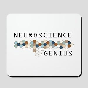 Neuroscience Genius Mousepad