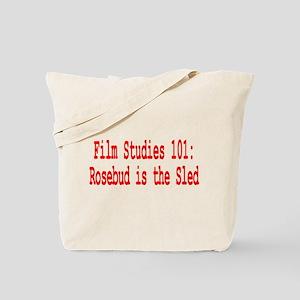 Rosebud is the Sled Tote Bag