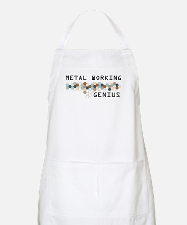 Metal Working Genius BBQ Apron