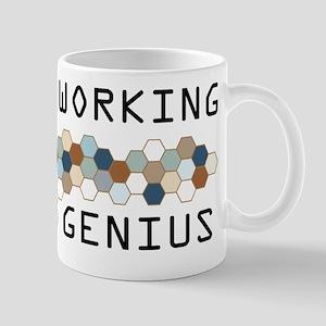 Metal Working Genius Mug