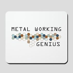 Metal Working Genius Mousepad