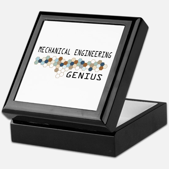 Mechanical Engineering Genius Keepsake Box