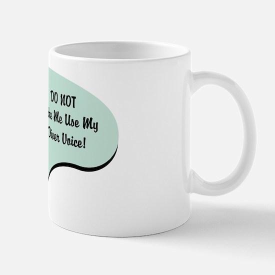 Diver Voice Mug