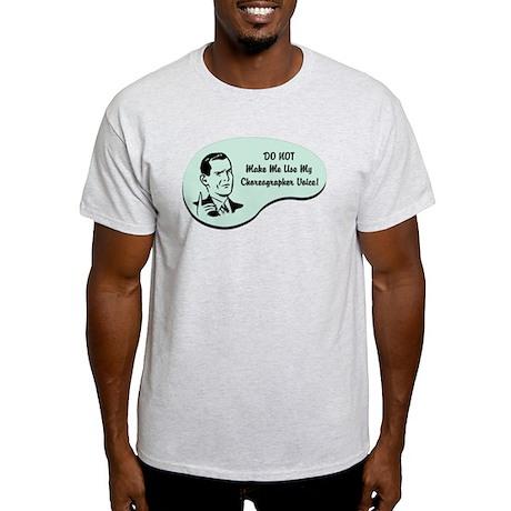 Choreographer Voice Light T-Shirt