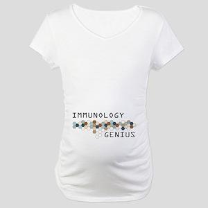 Immunology Genius Maternity T-Shirt
