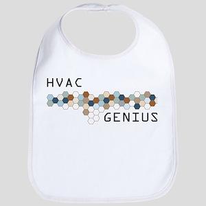HVAC Genius Bib