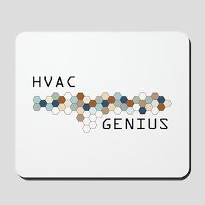 HVAC Genius Mousepad