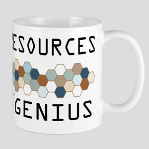 Human Resources Genius Mug
