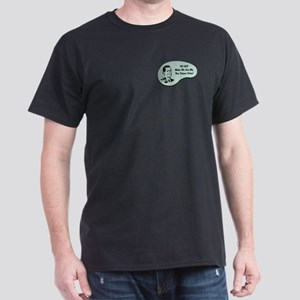 Bus Driver Voice Dark T-Shirt