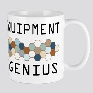 Heavy Equipment Genius Mug