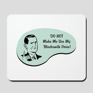 Blacksmith Voice Mousepad