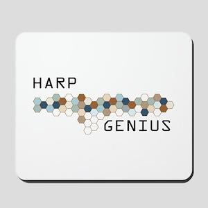 Harp Genius Mousepad