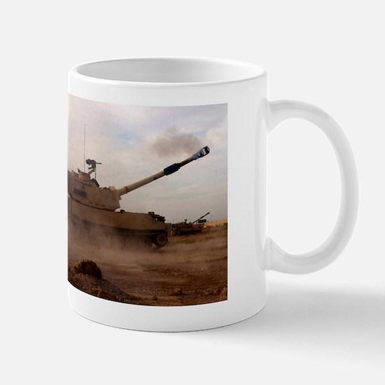M109A6 Paladin Howitzer Military Gift Mug