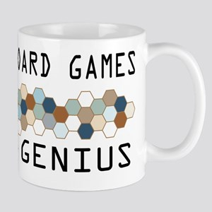 German Board Games Genius Mug