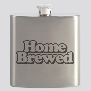 Home Brewed Flask