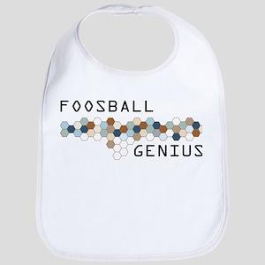 Foosball Genius Bib