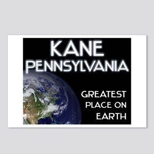 kane pennsylvania - greatest place on earth Postca