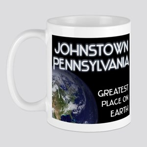 johnstown pennsylvania - greatest place on earth M