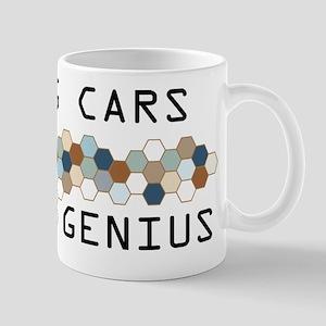 Fixing Cars Genius Mug