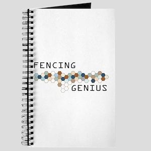Fencing Genius Journal