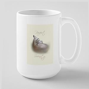 Pygmy Serenity Large Mug