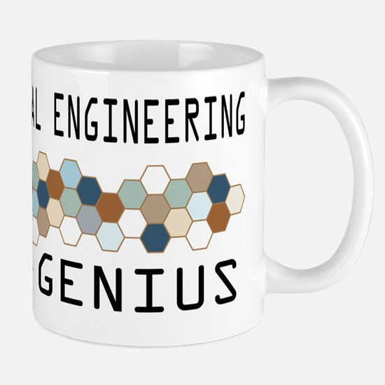 Environmental Engineering Genius Mug