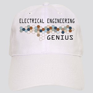 Electrical Engineering Genius Cap