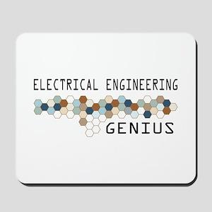 Electrical Engineering Genius Mousepad