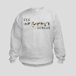 EEG Genius Kids Sweatshirt