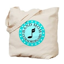 Band Mom Extraordinaire Tote Bag