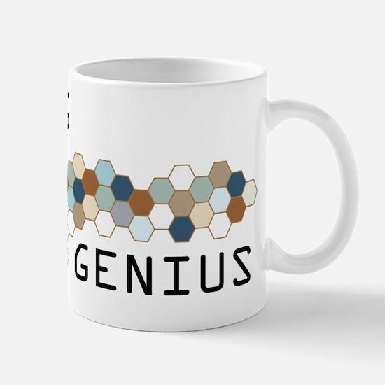 Diving Genius Mug