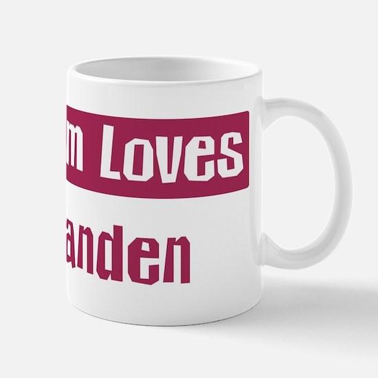 Mom Loves Landen Mug