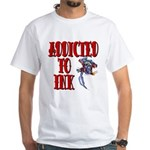 Addicted to Ink White T-Shirt