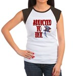 Addicted to Ink Women's Cap Sleeve T-Shirt