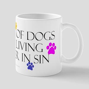 Pets living in sin Mug