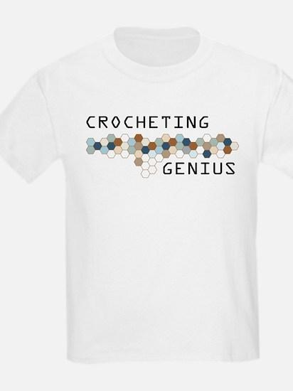Crocheting Genius T-Shirt