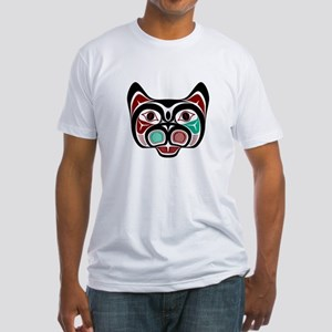 Northwest Pacific coast Haida Kitty T-Shirt