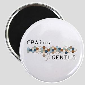 CPAing Genius Magnet