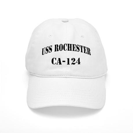 USS ROCHESTER Cap