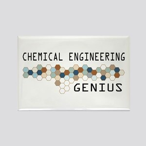 Chemical Engineering Genius Rectangle Magnet