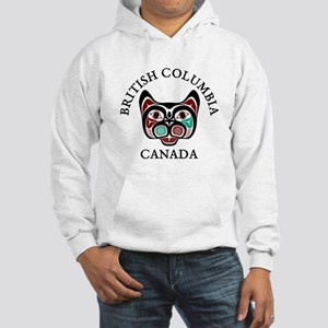 British Columbia Haida Kitty Sweatshirt