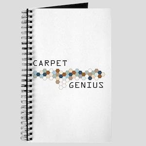 Carpet Genius Journal