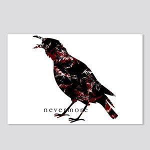 Nevermore Postcards (Package of 8)