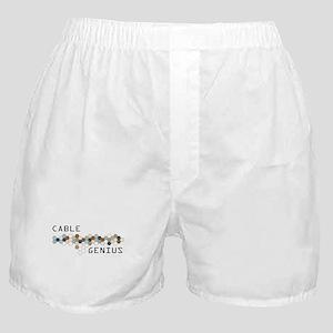 Cable Genius Boxer Shorts