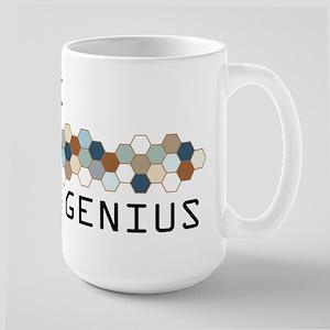Bridge Genius Large Mug